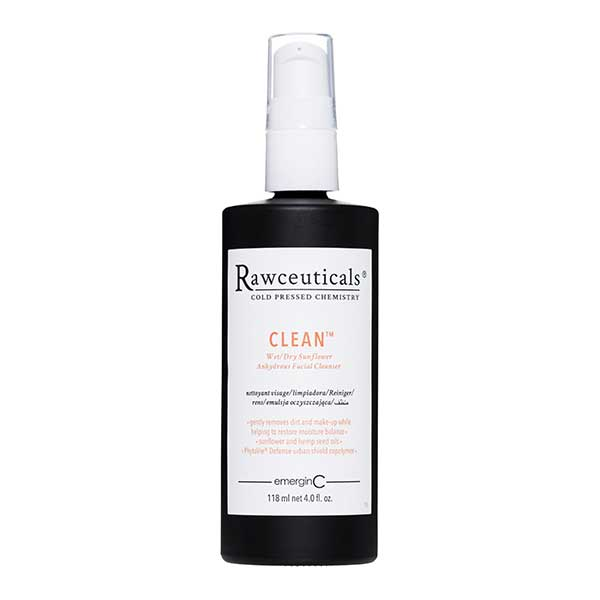 cleansing olie rawceuticals clean
